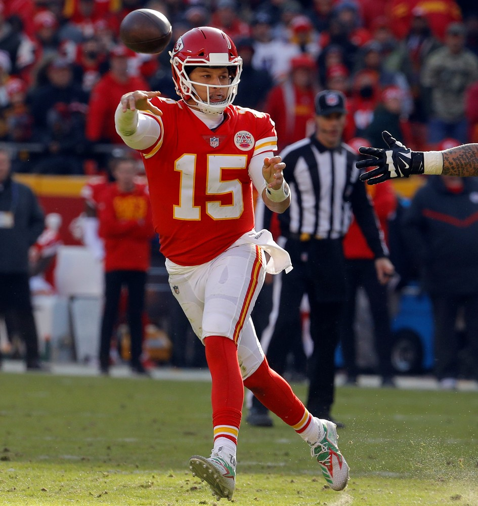 My Cause My Cleats - Chiefs Patrick Mahomes