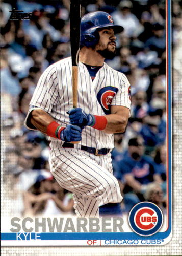 Photo of 2019 Topps #349 Kyle Schwarber