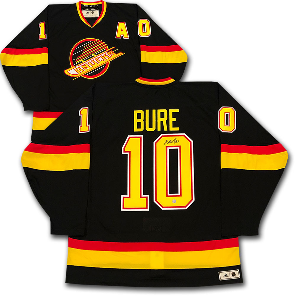 premium selection a7c6c 9deb8 pavel bure canucks jersey for sale