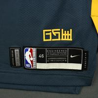 Stephen Curry - Golden State Warriors - 2019 MTN DEW 3-Point Contest - Game-Issued City Edition Jersey