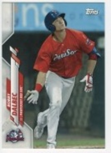 Photo of 2020 Topps Pro Debut #PD8 Bobby Dalbec