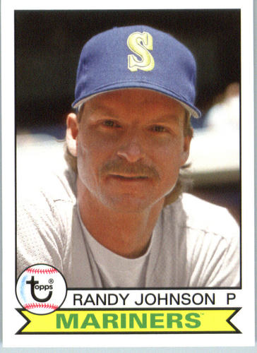 Photo of 2016 Topps Archives #103 Randy Johnson