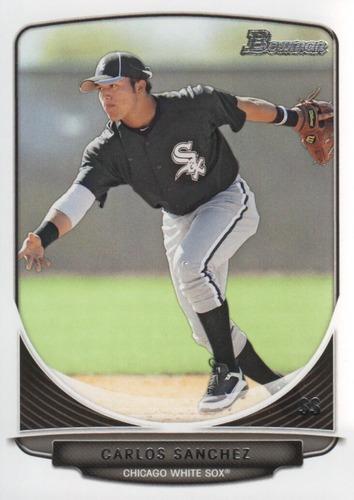 Photo of 2013 Bowman Prospects #BP109 Carlos Sanchez