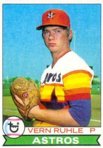 Photo of 1979 Topps #49 Vern Ruhle