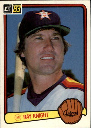 Photo of 1983 Donruss #522 Ray Knight