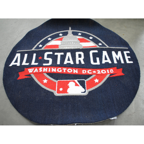 Photo of 2018 All Star Game (07/17/2018) - Game-Used On Deck Circle - American League