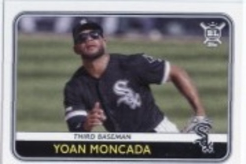 Photo of 2020 Topps Big League #225 Yoan Moncada