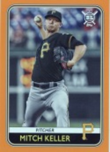 Photo of 2020 Topps Big League Orange #104 Mitch Keller