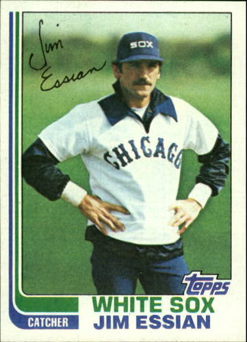 Photo of 1982 Topps #269 Jim Essian