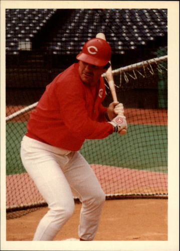 Photo of 1985 Topps Rose #15 Pete Rose/Being Drafted