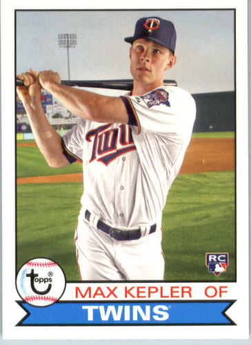 Photo of 2016 Topps Archives #105 Max Kepler RC