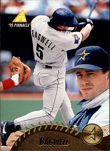 Photo of 1995 Pinnacle #1 Jeff Bagwell