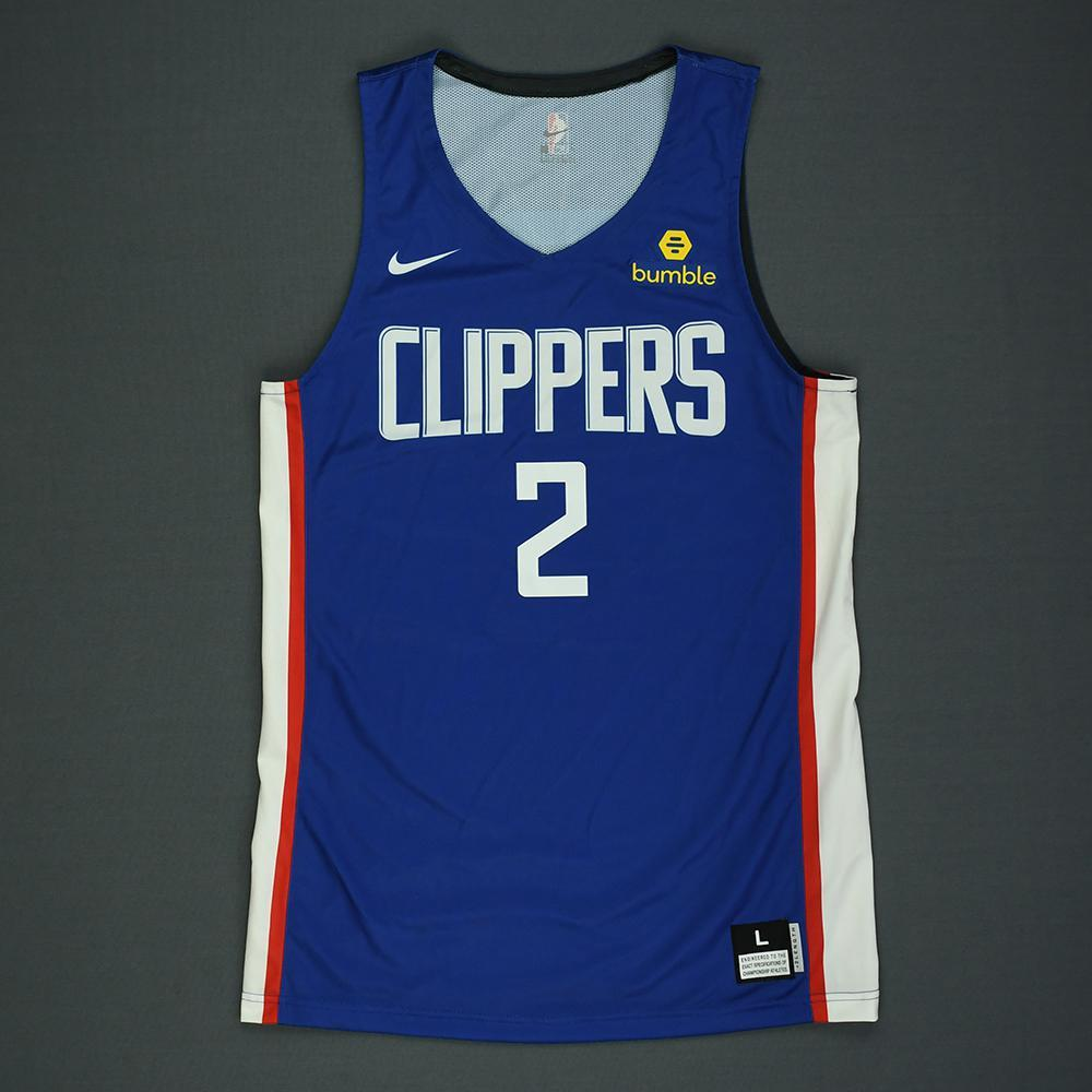 Shai Gilgeous-Alexander - Los Angeles Clippers - 2018 NBA Summer League - Game-Worn Jersey