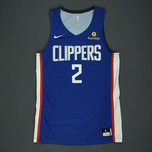 Shai Gilgeous-Alexander - Los Angeles Clippers - 2018 NBA Summer League -  Game-Worn Jersey e0d8b6371