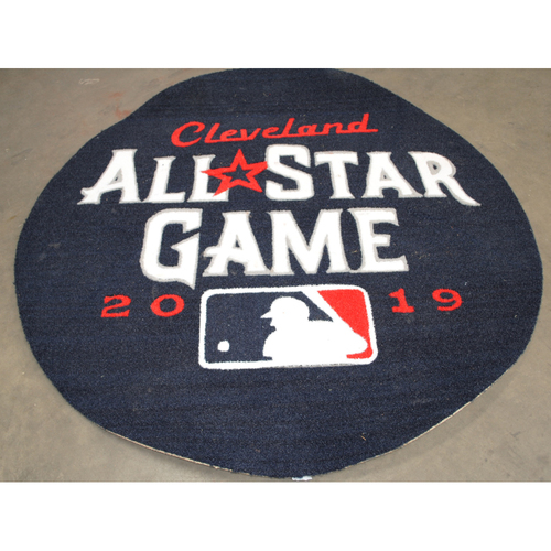 2019 All Star Game (7/9/2019) - Game-Used On Deck Circle - National League