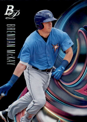Photo of 2018 Bowman Platinum Top Prospects #TOP1 Brendan McKay