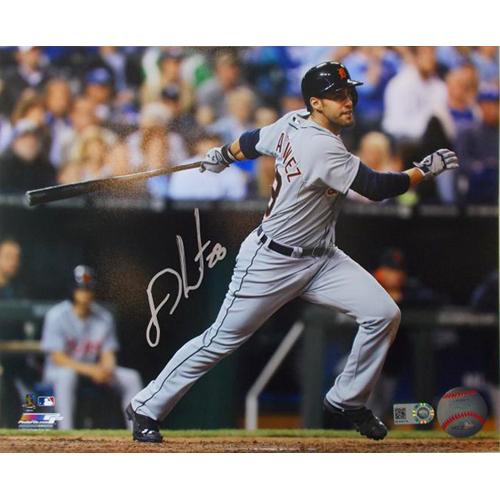 Detroit Tigers JD Martinez Autographed Photo