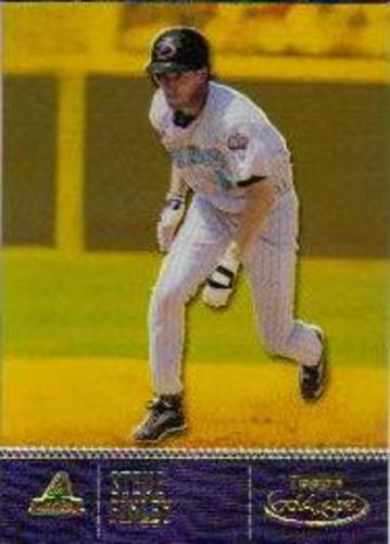 Photo of 2001 Topps Gold Label Class 2 Gold #69 Steve Finley