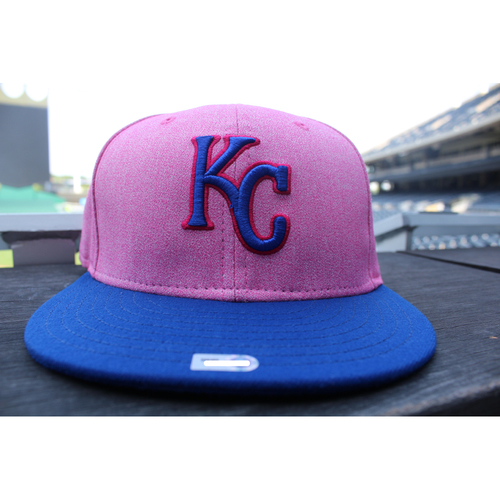 Photo of Game-Used Mother's Day Cap: Kevin McCarthy (Size 7 1/4 - KC at CLE - 5/13/18)