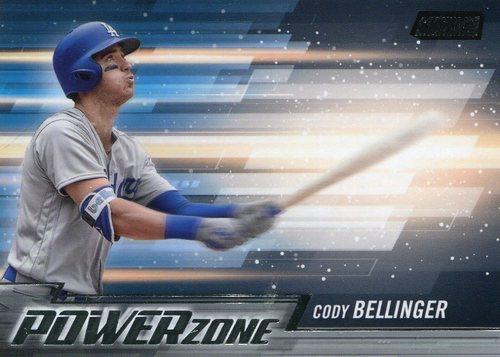 Photo of 2018 Stadium Club Power Zone #PZCB Cody Bellinger