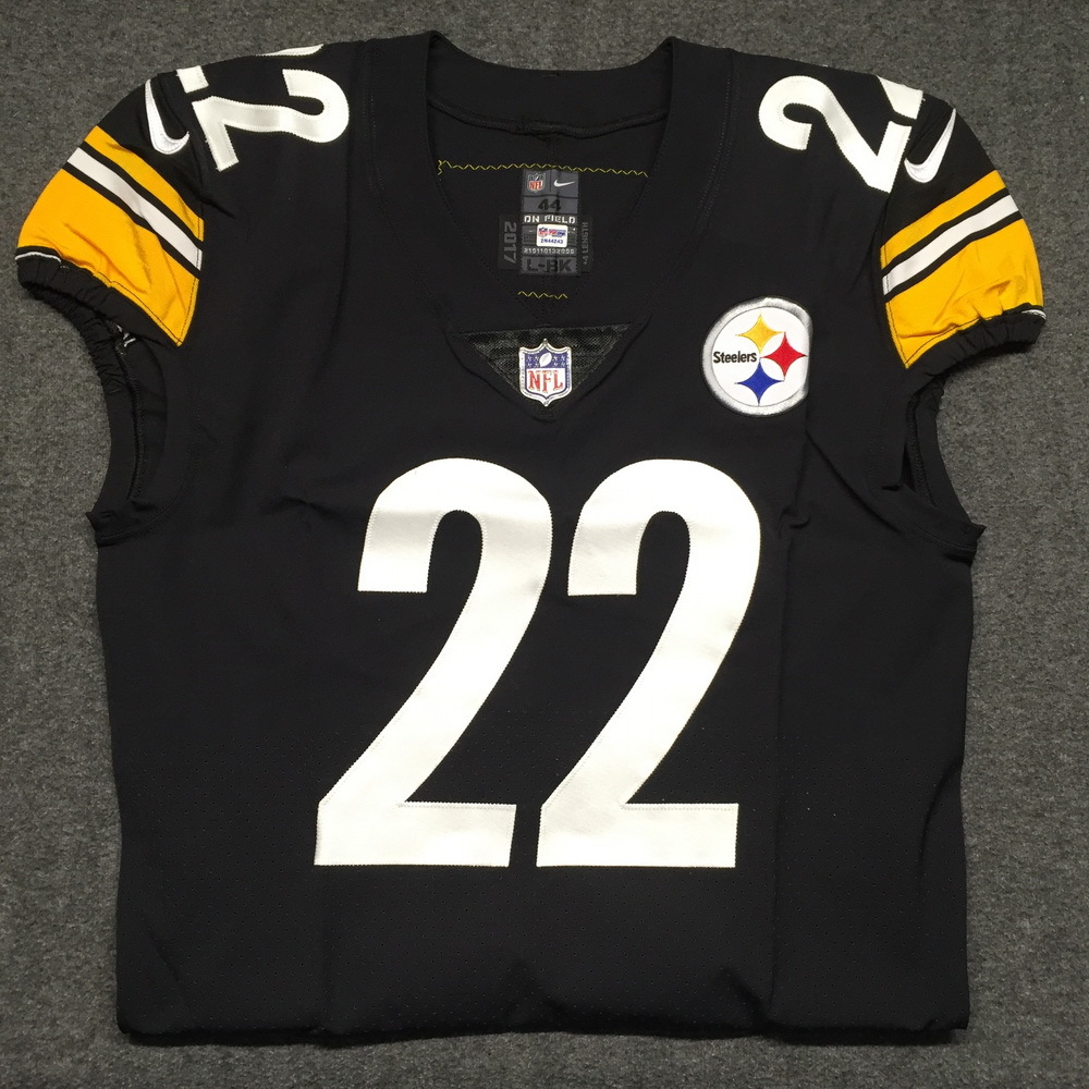 NFL Auction | Crucial Catch - Steelers William Gay game issued ...
