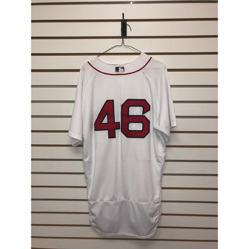 Photo of Craig Kimbrel Team-Issued 2015 Home Jersey