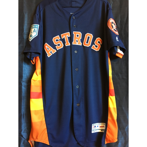 Photo of Collin McHugh Team-Issued 2019 Spring Training Jersey