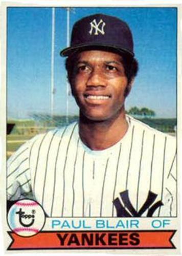 Photo of 1979 Topps #582 Paul Blair