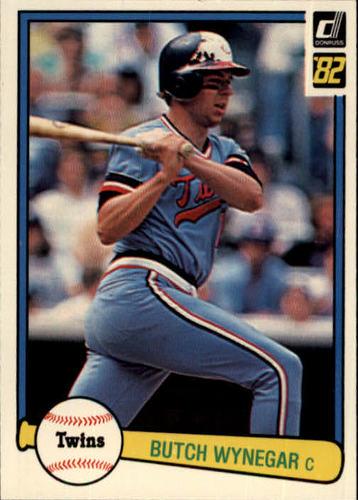 Photo of 1982 Donruss #508 Butch Wynegar