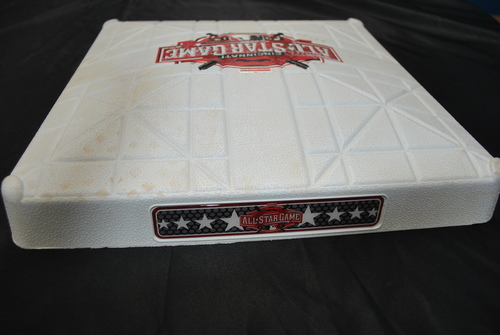 Photo of 2015 All Star Game - Game-Used Base - 3rd Base - Batting Practice