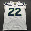 Crucial Catch - Seahawks C. J. Prosise Game Used Jersey (09/17/18) Size 42 (Washed by Equipment Manager)