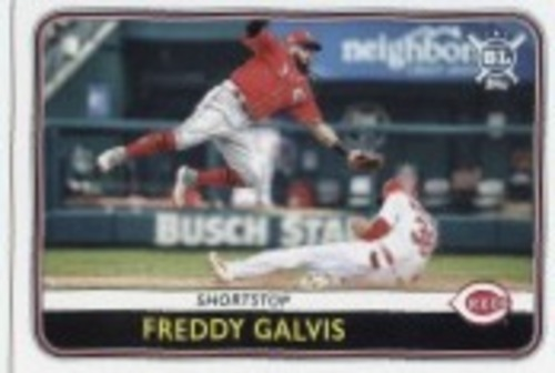 Photo of 2020 Topps Big League #231 Freddy Galvis