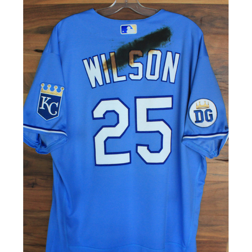 Alex's Lemonade Stand Foundation: Game-Used Vance Wilson Jersey (Size 50 - 9/26/20 DET @ KC)