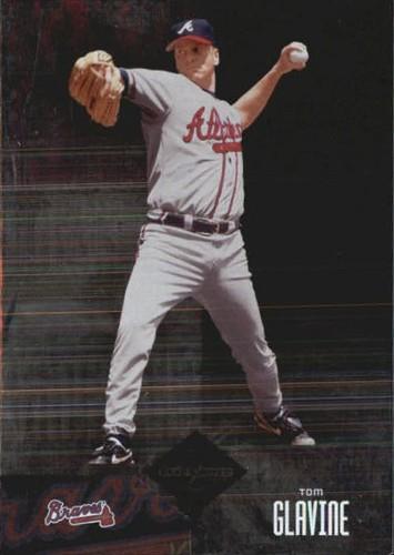 Photo of 2004 Leaf Limited #185 Tom Glavine Braves