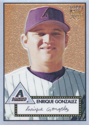 Photo of 2006 Topps 52 Chrome #75 Enrique Gonzalez