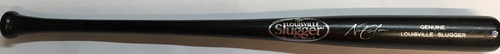 Photo of Nick Gordon Autographed Louisville Slugger Bat