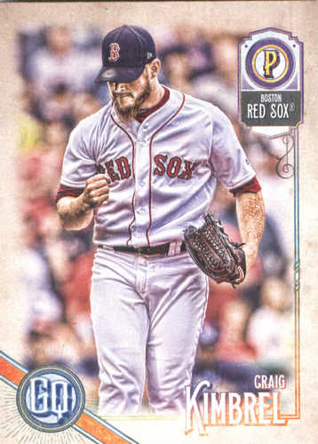 Photo of 2018 Topps Gypsy Queen #275 Craig Kimbrel
