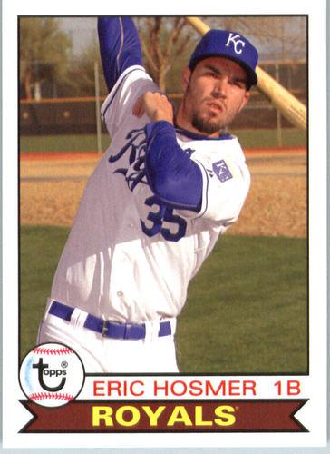 Photo of 2016 Topps Archives #109 Eric Hosmer