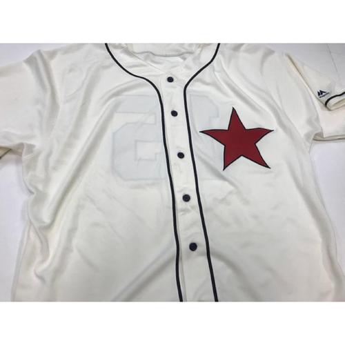 Photo of Team-Issued Detroit Stars Jersey: Ron Gardenhire