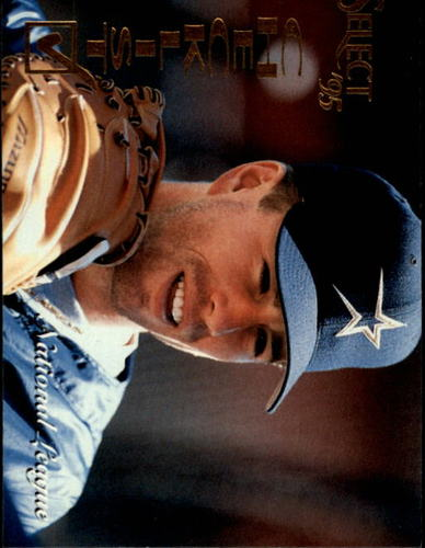 Photo of 1995 Select #249 Jeff Bagwell CL