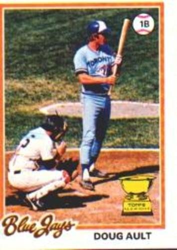 Photo of 1978 Topps #267 Doug Ault