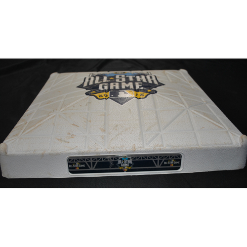 Photo of 2016 All Star Game (07/12/2016) - Game-Used Base - 3rd Base - Innings 6 - 7