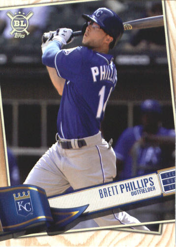 Photo of 2019 Topps Big League #138 Brett Phillips