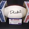 NFL - 49ers Deebo Samuel Signed Panel Ball