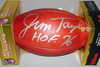NFL - PACKERS JIM TAYLOR SIGNED AUTHENTIC FOOTBALL