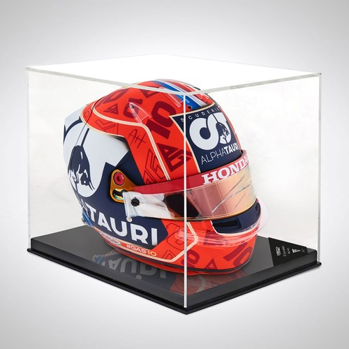 Photo of Pierre Gasly 2021 Signed 1:1 Scale Promo Helmet - No.1 Edition