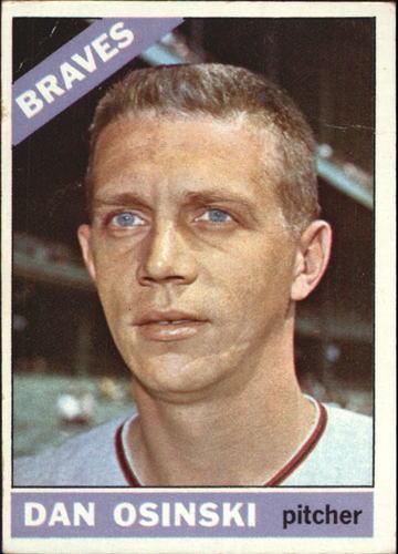 Photo of 1966 Topps #168 Dan Osinski