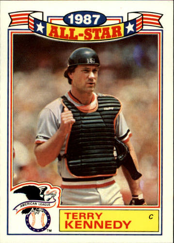 Photo of 1988 Topps Glossy All-Stars #9 Terry Kennedy