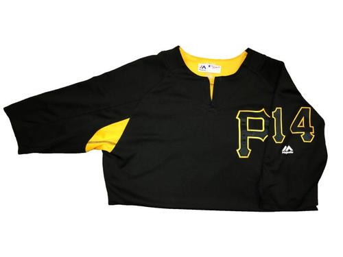 #14 Team-Issued Batting Practice Jersey
