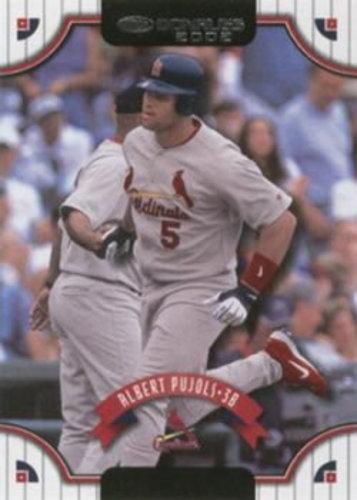 Photo of 2002 Donruss #15 Albert Pujols